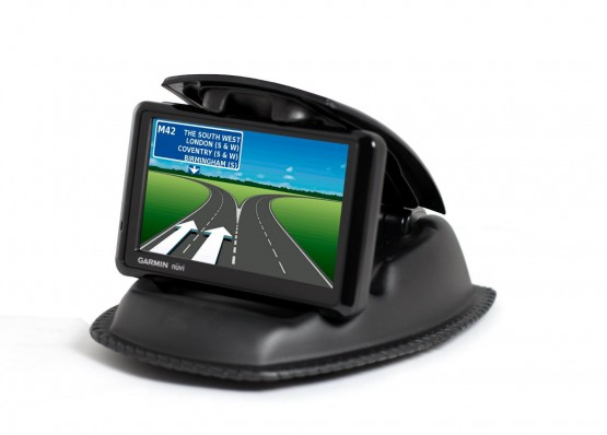 Dashboard Car Mount For GPS & Smartphone