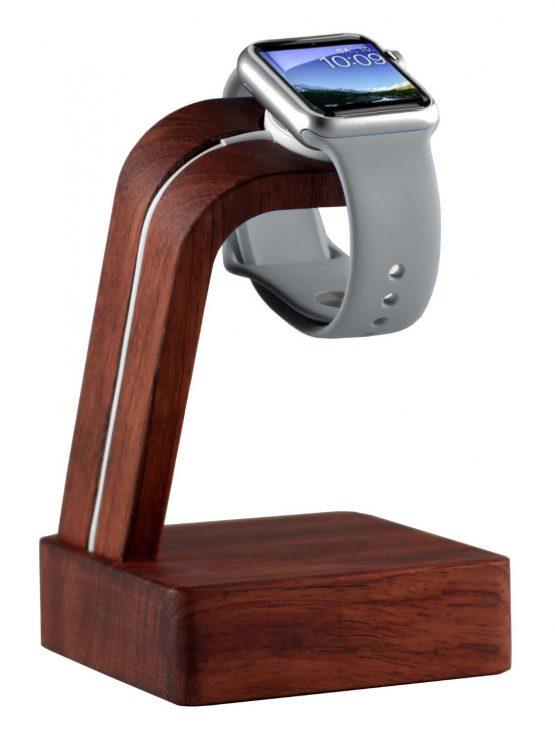 Apple Watch 2  Dock 2016 Wood